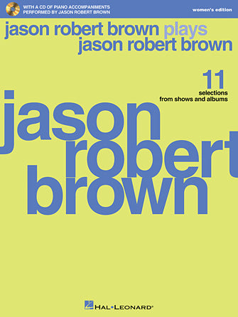 Brown, Jason Robert - Plays Jason Robert Brown