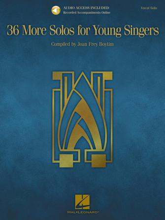 Thirty-Six More Solos for Young Singers