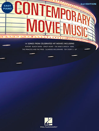 CONTEMPORARY MOVIE MUSIC 3RD E
