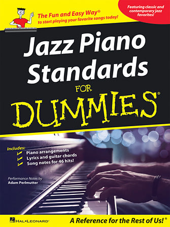 Jazz Piano Standards for Dummi
