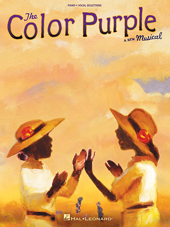 Color Purple, The - Piano/Vocal Selections