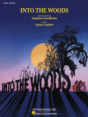 Into the Woods - Vocal Score