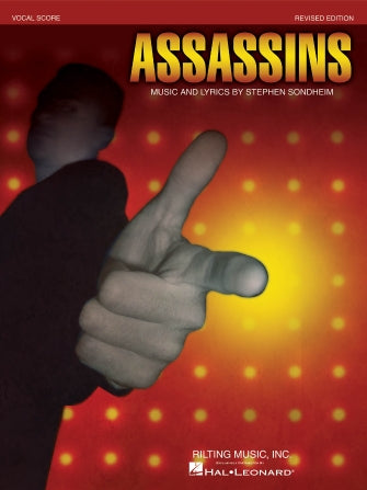 Assassins - Vocal Score