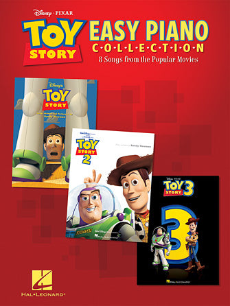 TOY STORY EASY PIANO COLLECTIO