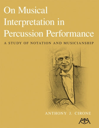 On Musical Interpretation in Percussion Performance