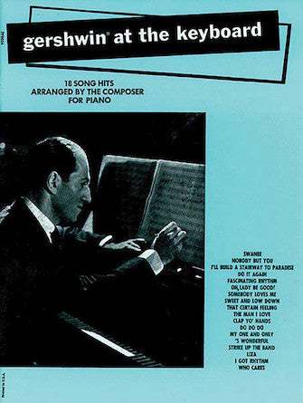 Gershwin, George - At the Keyboard