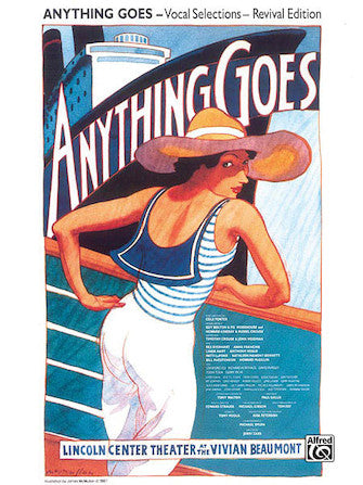 Anything Goes (Revival Edition) - Vocal Selections