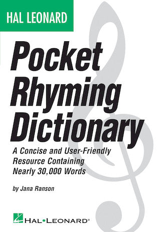 POCKET RHYMING DICT