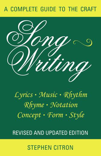 SONGWRITING COMPLETE GUIDE 2ND