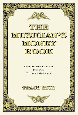 MUSICIAN'S MONEY BOOK RECORD K