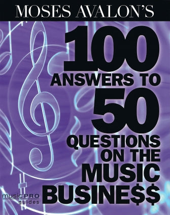 100 ANSWERS ON MUSIC BUSINESS