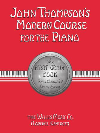 Thompson's Modern Course for the Piano