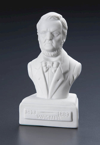 5-Inch Composer Statuette - Wagner