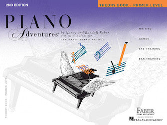 Piano Adventures Theory Book, Primer Level