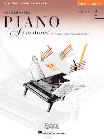 Accelerated Piano Adventures Theory Book 2