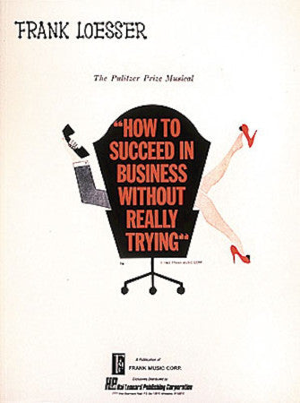 Loesser How to Succeed in Business Without Really Trying