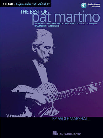 Martino, Pat - Best Of - Signature Licks