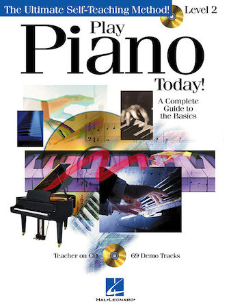 Play Piano Today! Level 2