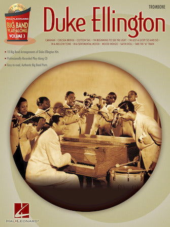 Ellington, Duke - Big Band Play-Along Vol. 3