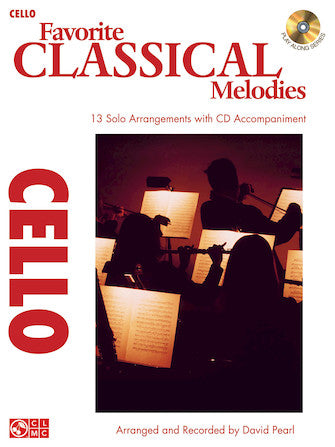 Cello Favorite Classical Melod