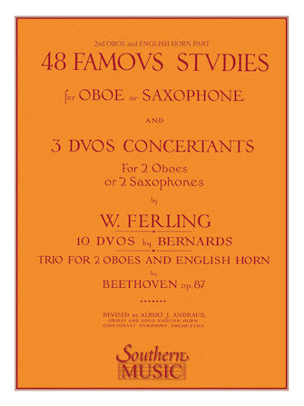 Ferling 48 Famous Studies (2nd and 3rd Part)