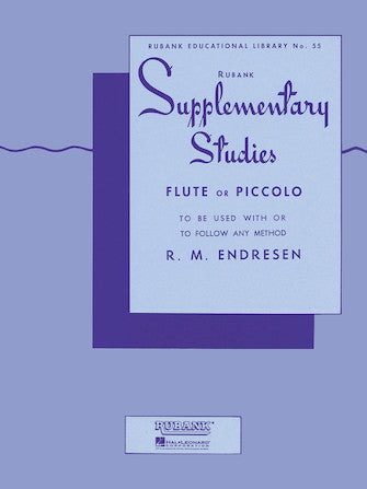 Supplementary Studies - Flute
