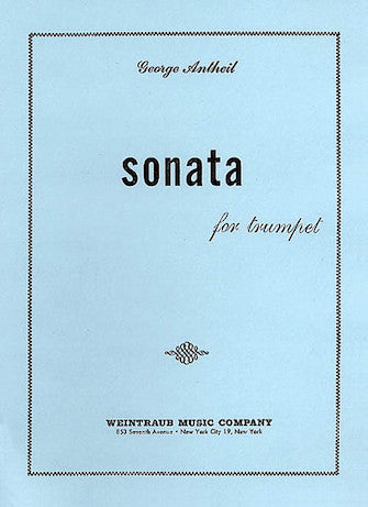 Sonata for Trumpet
