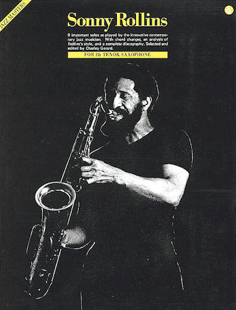 Rollins, Sonny - Jazz Masters Series