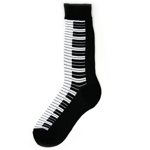 Piano Key Men's Socks