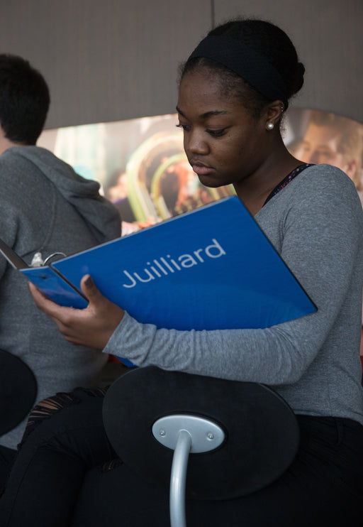Juilliard Three Ring Binder