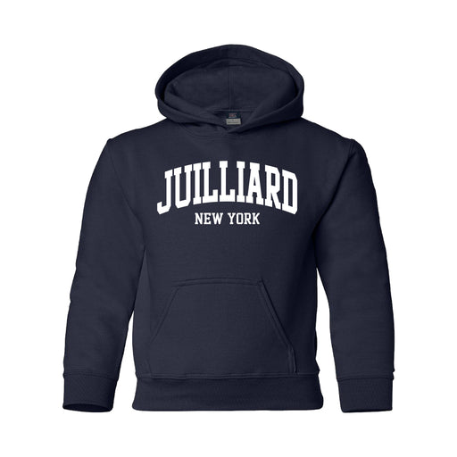 Juilliard New York Classic Hood Youth Sweatshirt