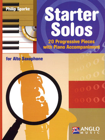 Starter Solos - Instrumental Book/CD Packs