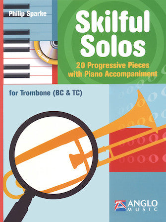 Skilful Solos Trombone and Piano