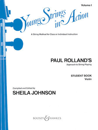 Young Strings in Action - Student Volume I