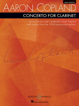 Concerto for Clarinet and String Orchestra, with Harp and Piano