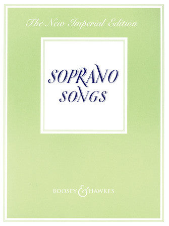 Soprano Songs (New Imperial Edition)