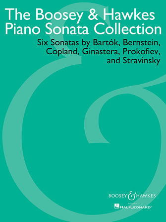 Boosey & Hawkes Piano Sonata Collection, The