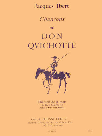 Songs Of Don Quichotte (song Of Death)