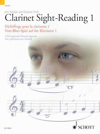 Clarinet Sight-Reading 1