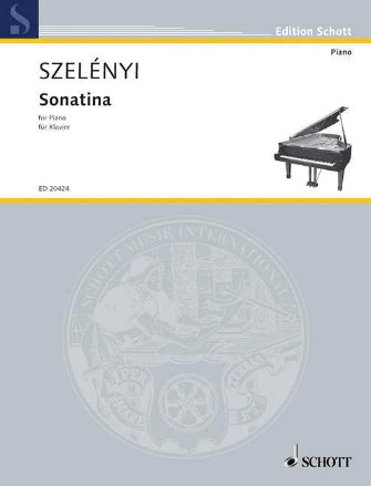 Szelenyi Sonatina for Piano
