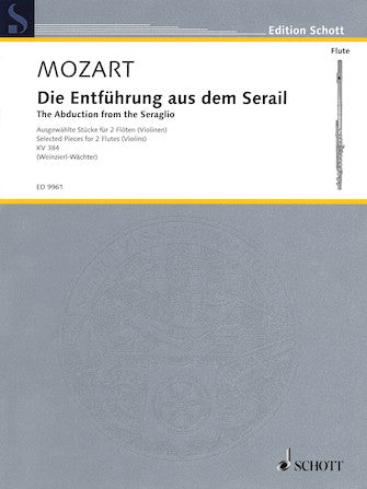 Abduction from the Seraglio (Die Entfuhrung Aus Dem Serail)