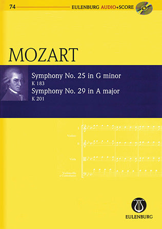 Mozart Symphony No 25 G minor