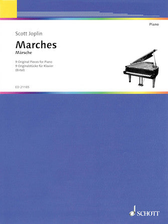 Marches: 9 Original Pieces for Piano