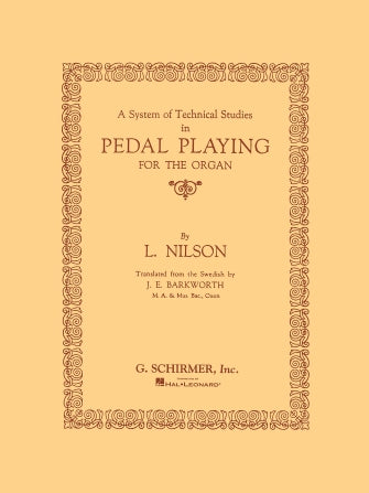 System of Technical Studies in Pedal Playing