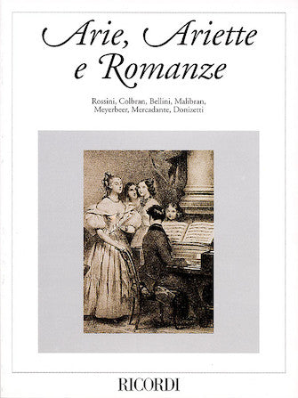 Arie, Ariette e Romanze (Collection I) - for Medium and High Voice