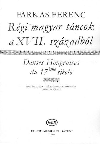 Ferenc Early Hungarian Dances