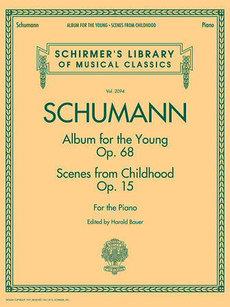 Schumann - Album For The Young · Scenes From Childhood