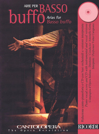 Arias for Basso Buffo - Cantolopera Series