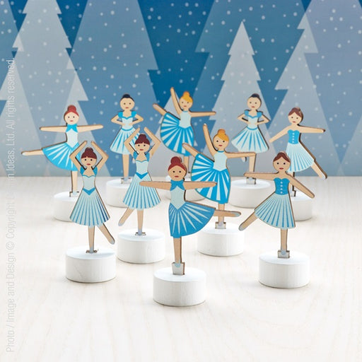 Nutcracker Accessory Set