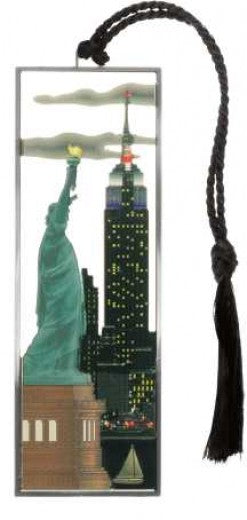Liberty and the Empire State Bookmark